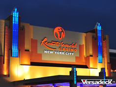 Resorts World Casino Deck New York
