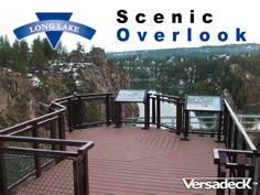 Scenic Overlook Deck